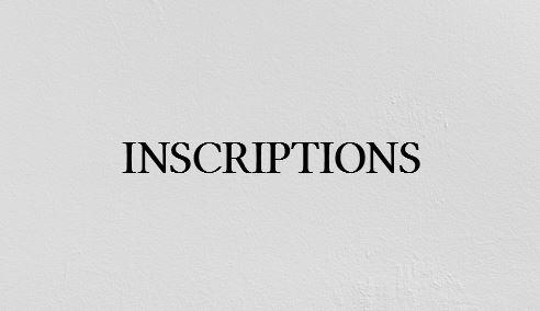 Inscriptions aux Premières Rencontres de la chaire – 6 octobre 2020
